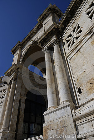 Bastione Saint-Remy, Cagliari, Sardinia