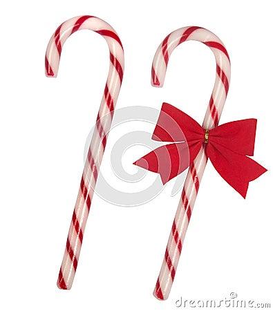 Bastones de caramelo de la navidad imagen de archivo - Caramelos de navidad ...