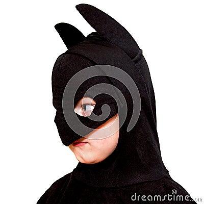 Bat child