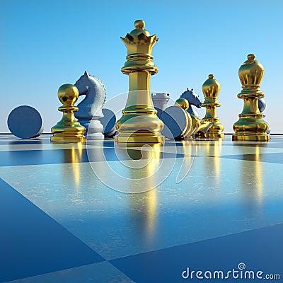 Batalha da xadrez