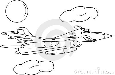Batalistyczny samolot