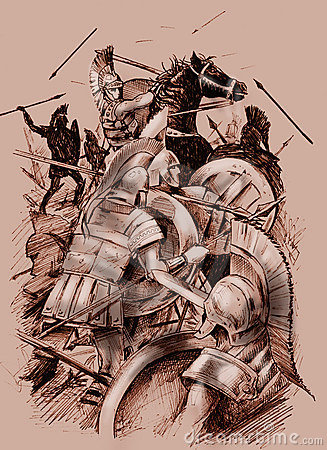 Batalla antigua