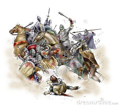 Batalla de Hastings - 1066
