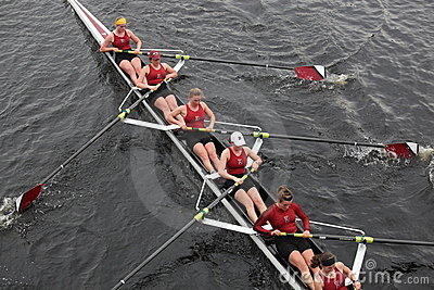 Bates College Women s Crew HOTC Editorial Stock Photo