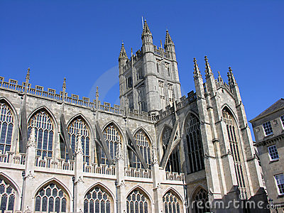 BATH Abbey England
