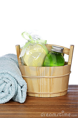 Bath Accessories Stock Photography - Image: 6787462