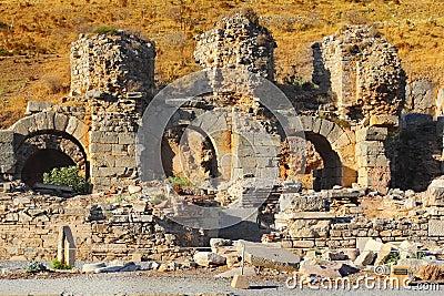 Bath in Ephesus