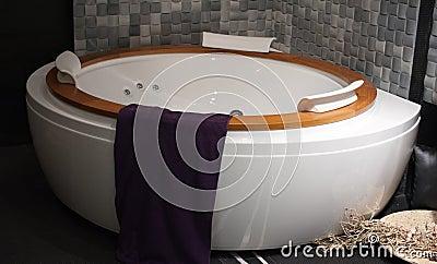 Bath, intérieur, décorent