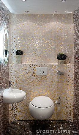 Bath, interior, decorate