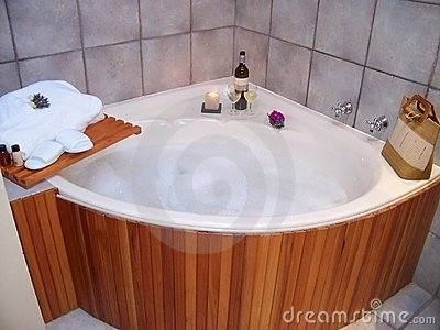 Bath Luxury spa jaccuzi