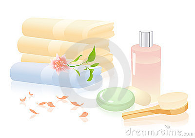 Bath relaxation objects