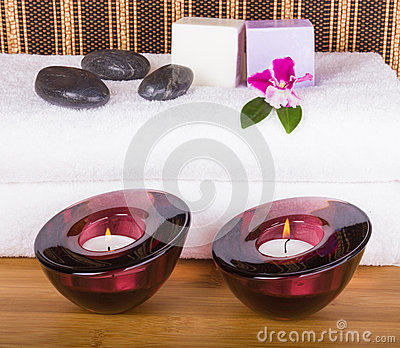 Bath and relaxing items