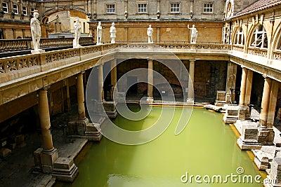 Bath romains