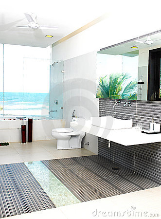 Free Bath Room Stock Photography - 5905482