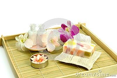 Bath and spa accessories