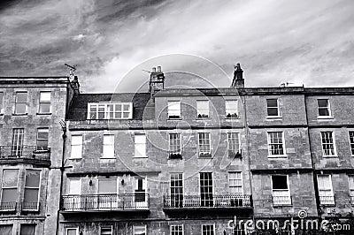 Bath Town Houses