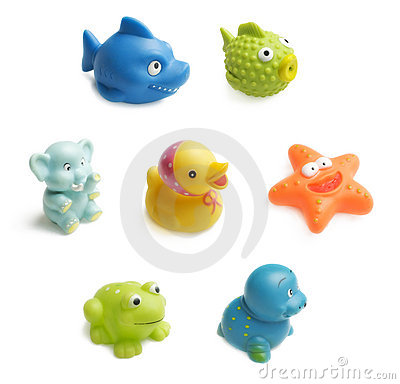 Free Bath Toys Stock Images - 14436224