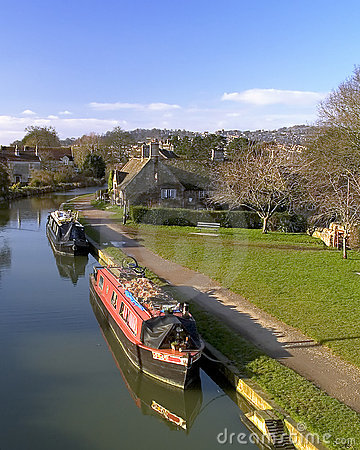 Bathampton Canal