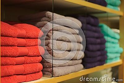 Bathing towels