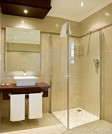 Free Bathroom Royalty Free Stock Image - 10845206