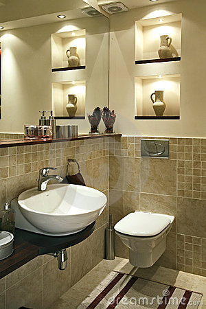 Free Bathroom Royalty Free Stock Images - 3743009