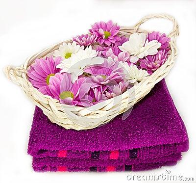Bathroom aromatherapy