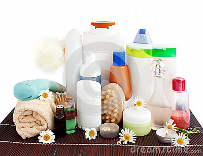 Bathroom and body-care products
