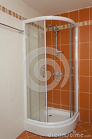 Bathroom cabin