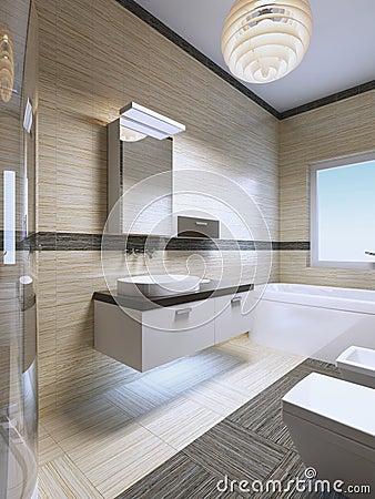 Free Bathroom Furniture Ideas Royalty Free Stock Photo - 64862955