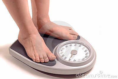 Bathroom Scale Royalty Free Stock Photography - Image: 4740327