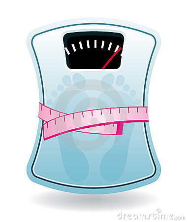 Free Bathroom Scale Stock Images - 8906114