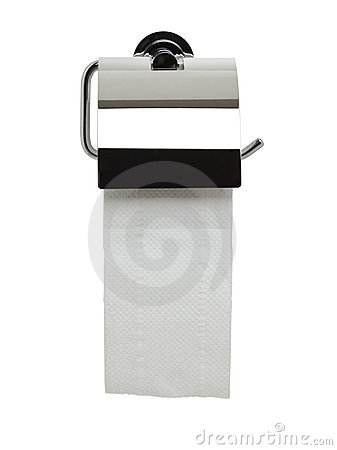 Bathroom series - toilet paper holder