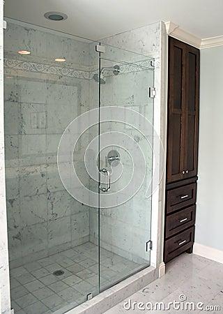 Free Bathroom Shower Royalty Free Stock Photo - 9277585