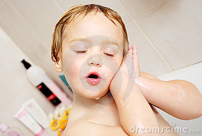 Bathtime Expressions