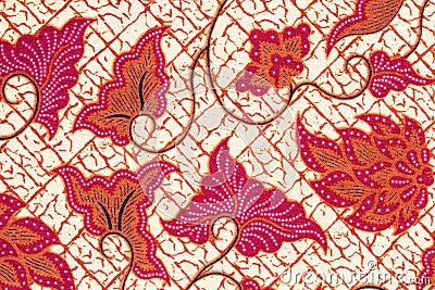 Batik background.