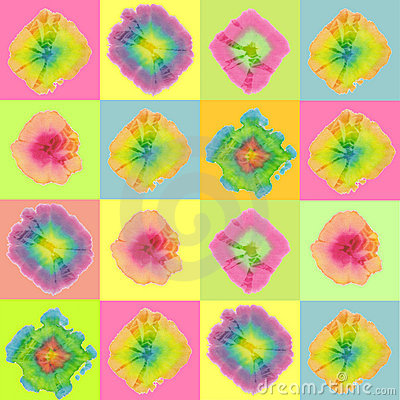 Batik circles