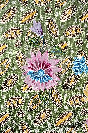 Free Batik Design In Thailand Royalty Free Stock Photos - 20312648