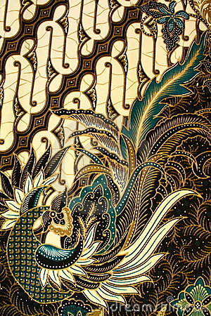Batik Pattern, Indonesia