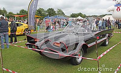 The Batmobile Editorial Stock Photo