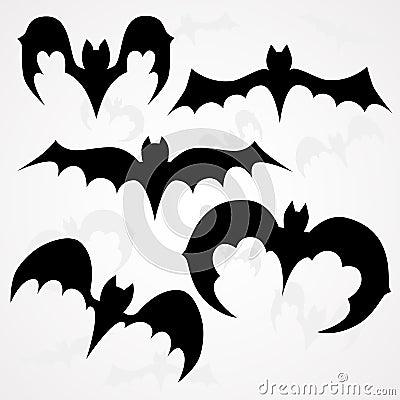 Free Bats Royalty Free Stock Photography - 44724547
