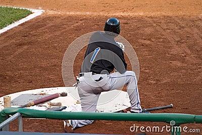 Batter on deck