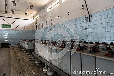 Batterien der unterbrechungsfreien Stromversorgung