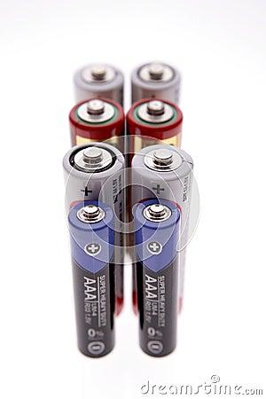 Free Batteries Stock Photos - 3203193