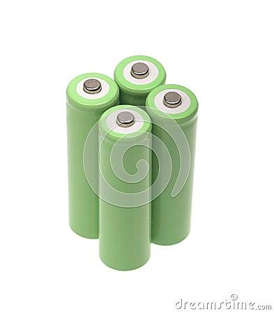 Free Batteries Stock Photo - 6804490