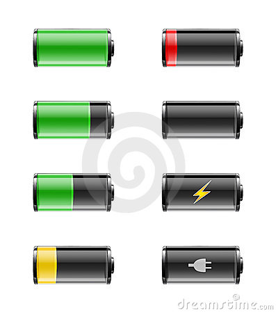 Batteries energy