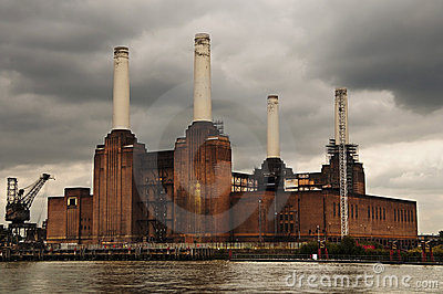 Battersea power plant