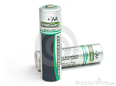 Battery cells AA size