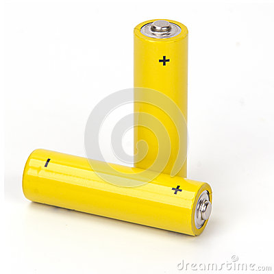 Battery isolated