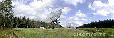 A battery of Radio Telescopes