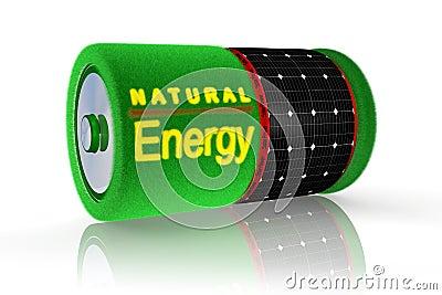 Battery Solar Energy